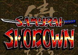 Samurai Shodown Arcade