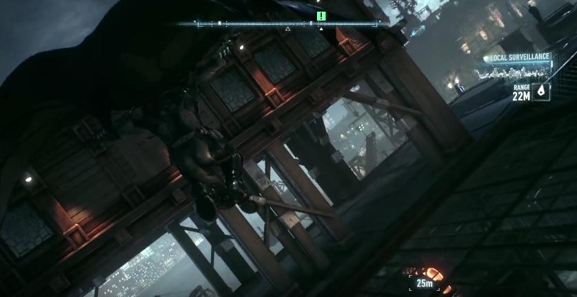 Batman: Arkham Knight Review: Open World Glide