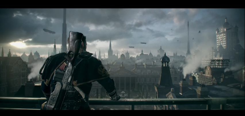 The Order: 1886 Review - London Skyline