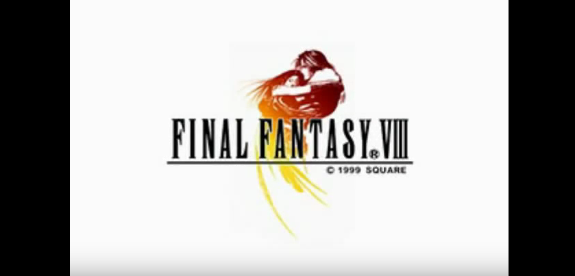 Final Fantasy VIII Title Screen