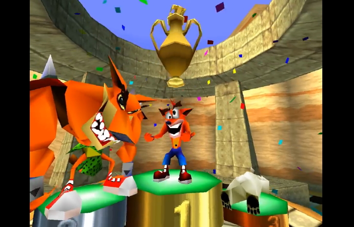 Is Crash Team Racing the Best Kart Racer?