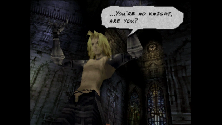Sydney, the Man with the Metal Arm - Vagrant Story Review