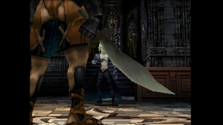 A Beautifully Shot Vagrant Story Cutscene