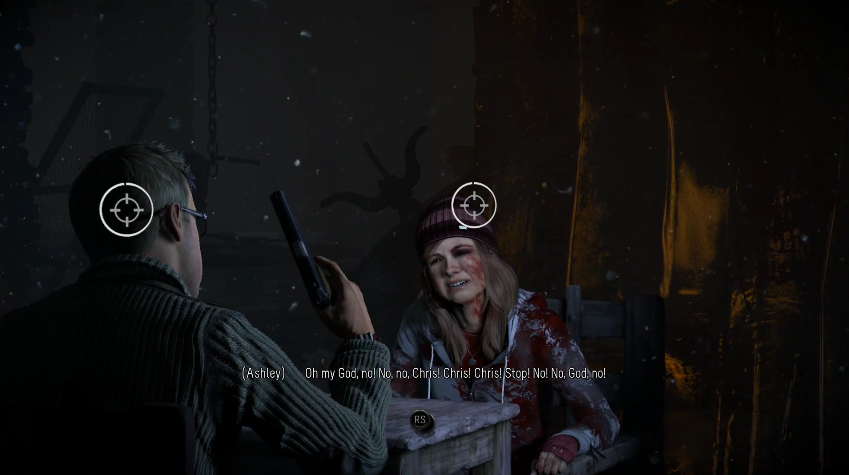 The Hardest Choice - Until Dawn Review