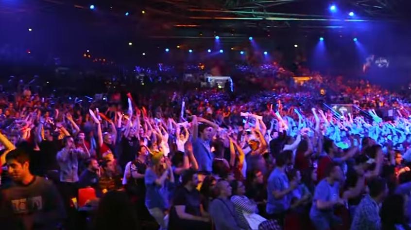 eSports Crowd