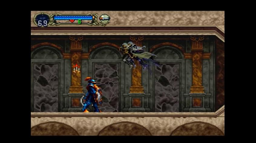 Alucard's Double Jump
