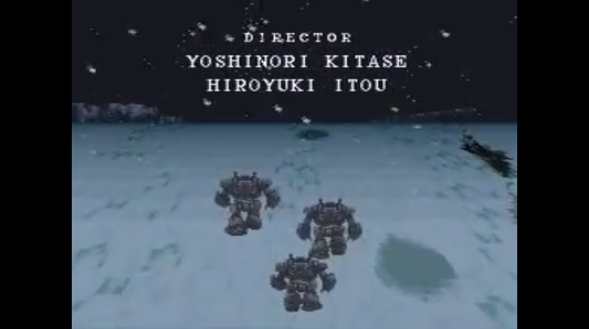 Final Fantasy VI - Scaling with Mode 7