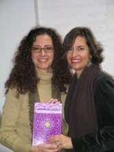 From my book party launch in NYC, Dec 2010