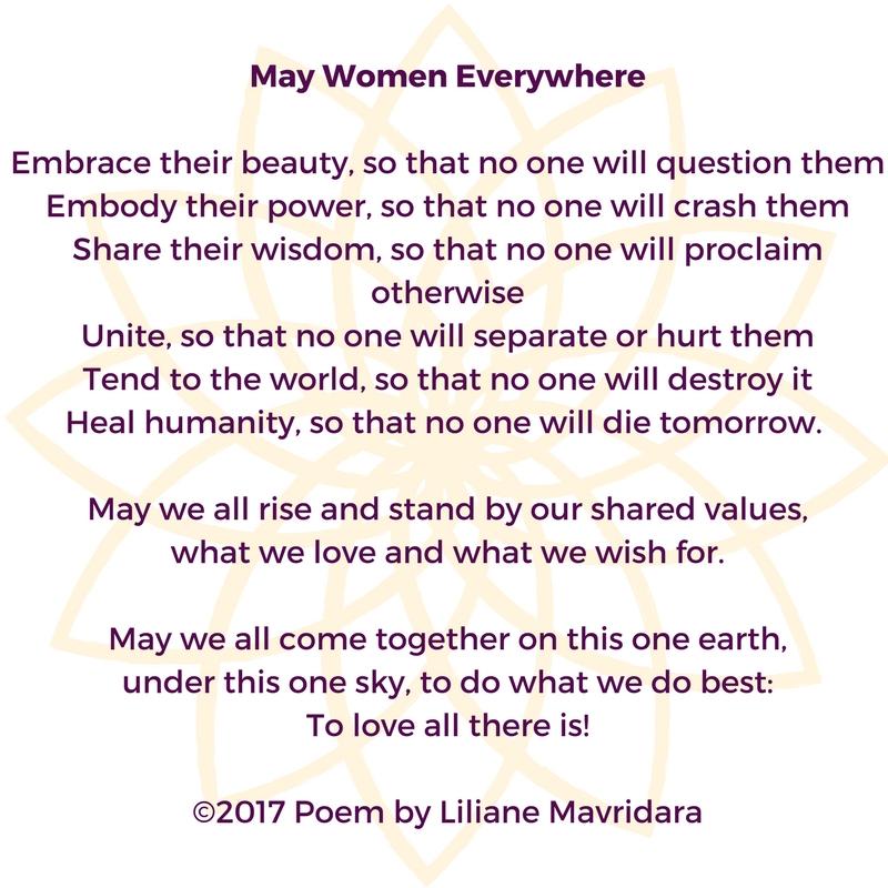 May Women Everywhere