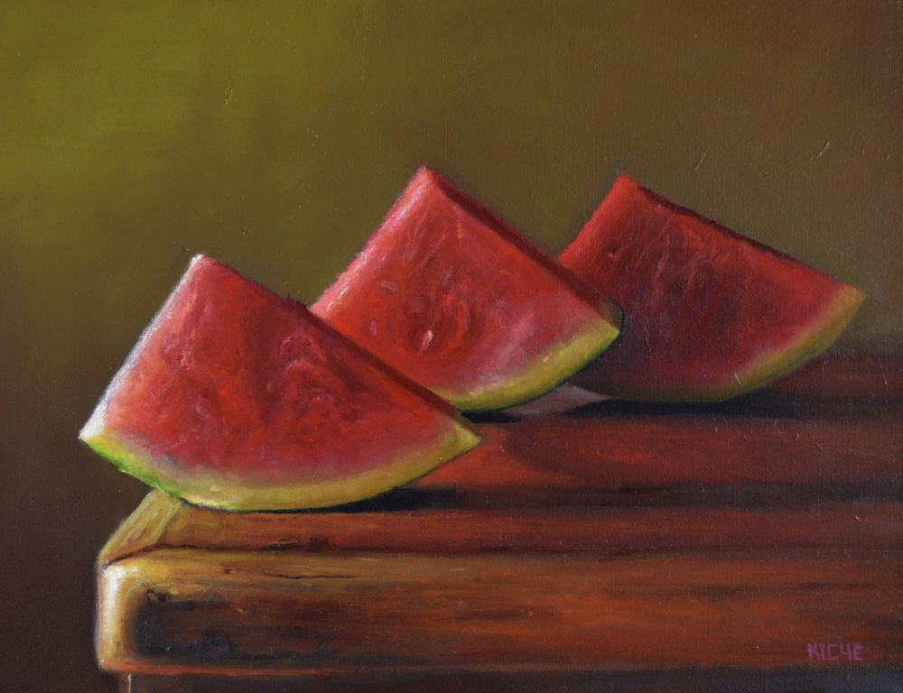 Watermelon Trio