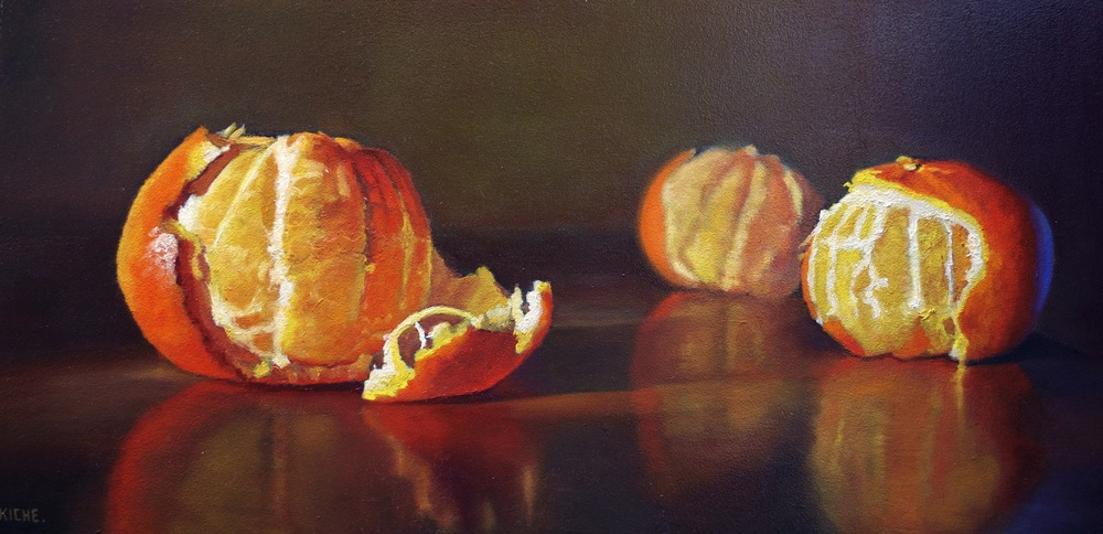 Afternoon Oranges
