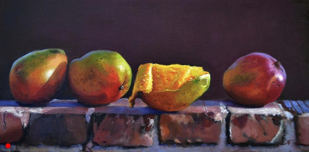 Summer mangos