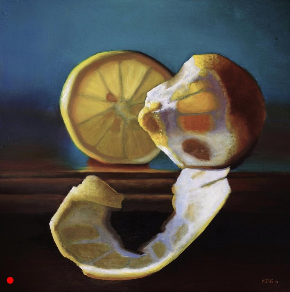 Aquamarine Oranges