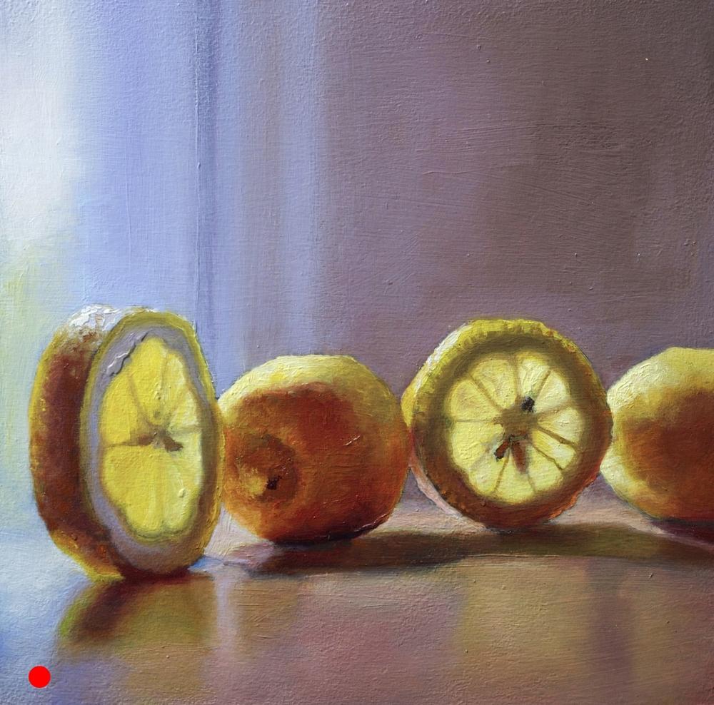 Translucent lemons