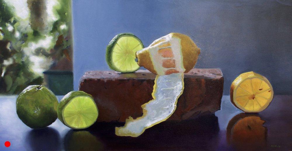Citrus my window light