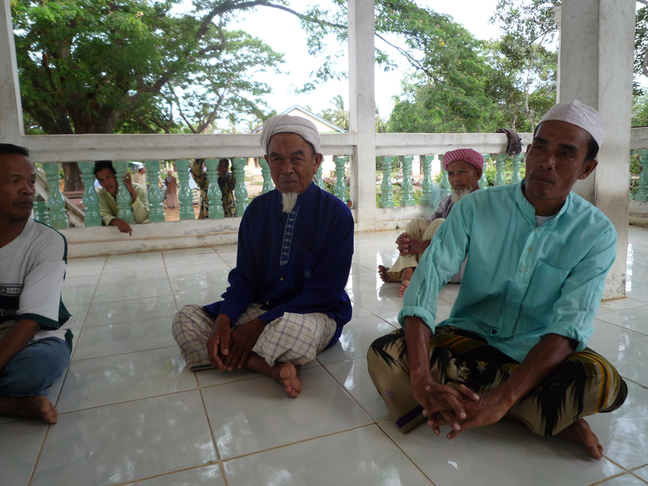 Workshop participants, Cambodia