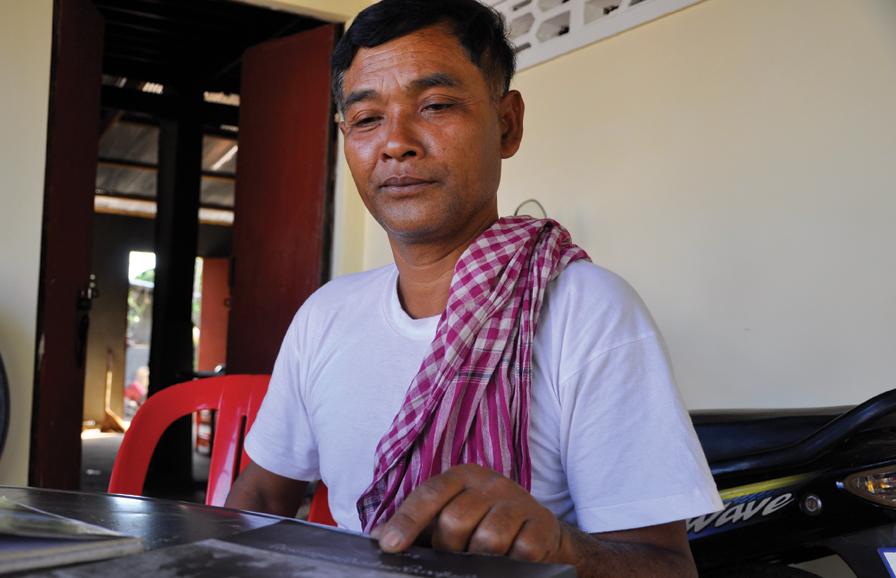 Rescuer Huy Sarin