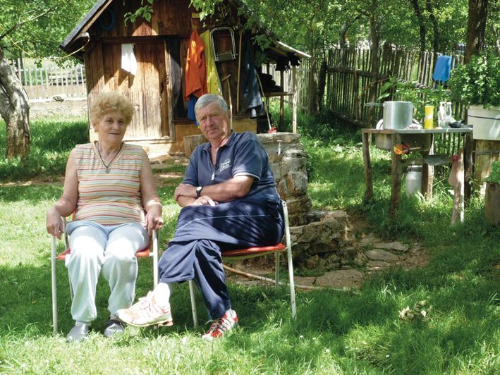 Rescuers Borivoje & Ljubinka Lelek