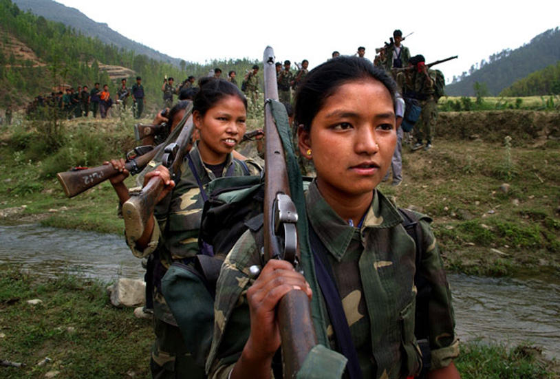 Child Soldiers — Media for Social Justice ...