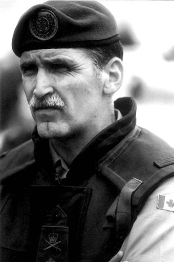 LGen the Honourable Roméo A. Dallaire,  (Ret'd), Senator.