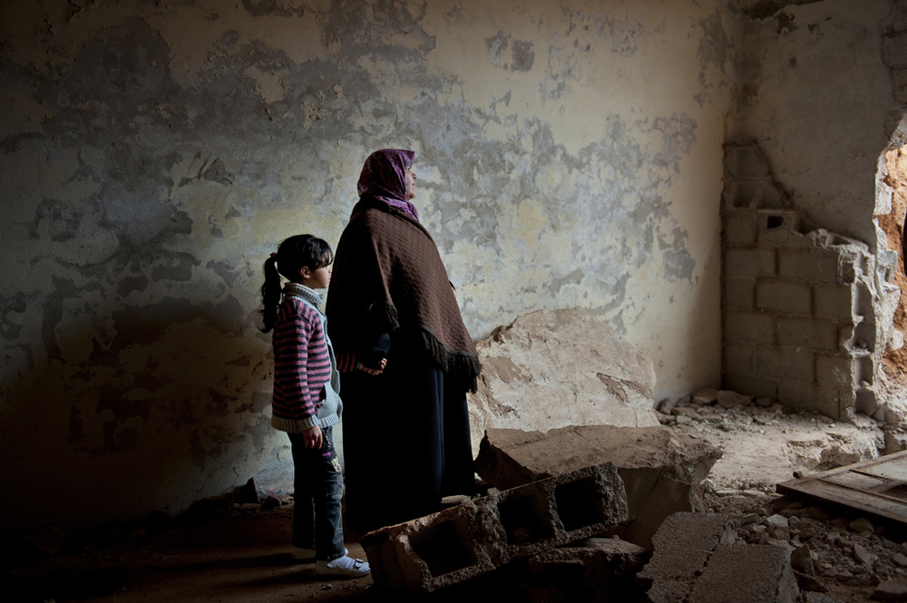 Photo: 2012 PROOF Emerging Photojournalist Award Finalist, Monique Jaques.