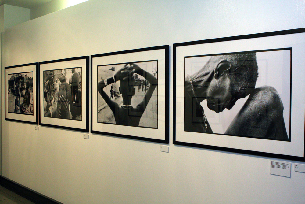 Dafur: Photojournalists Respond exhibition.