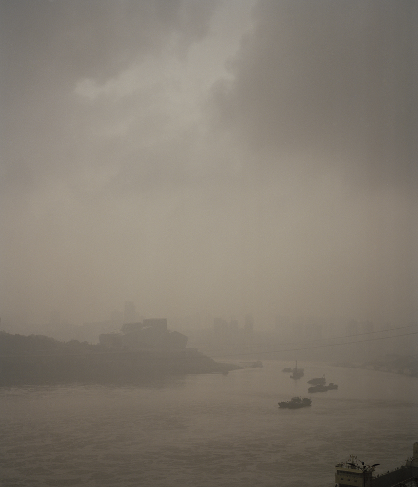 "05. ""Yangtze River in Fog"""