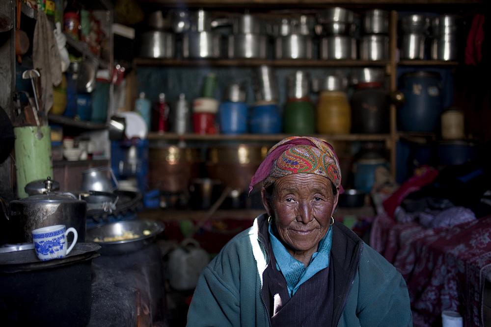 """07. """"Nepali Woman 2"""""""