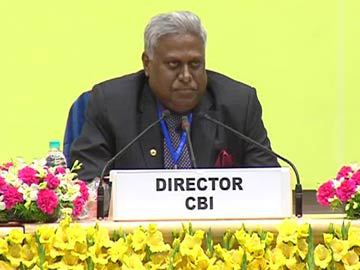 Photo: CBI Director Ranjit Sinha (NDTV)