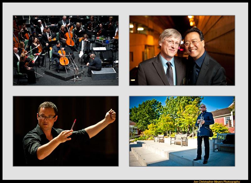 Oregon Bach Festival 2011