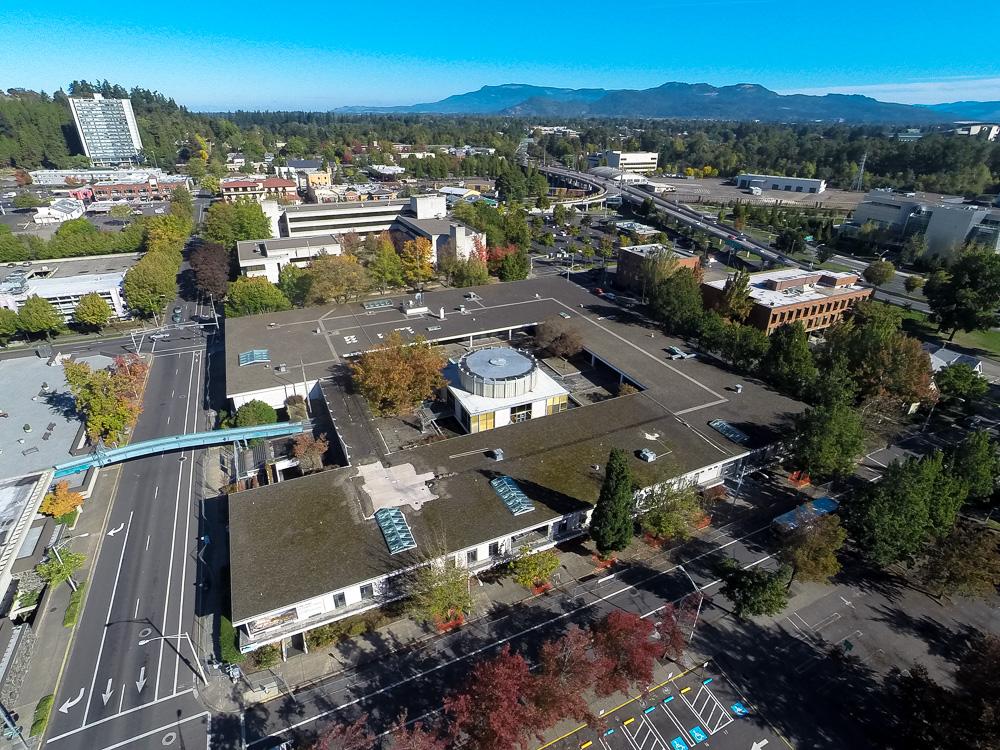 Eugene City Hall