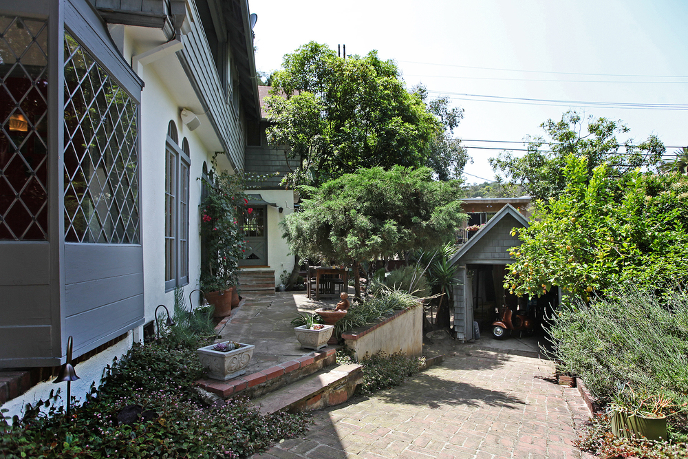 Beachwood Canyon Cottage