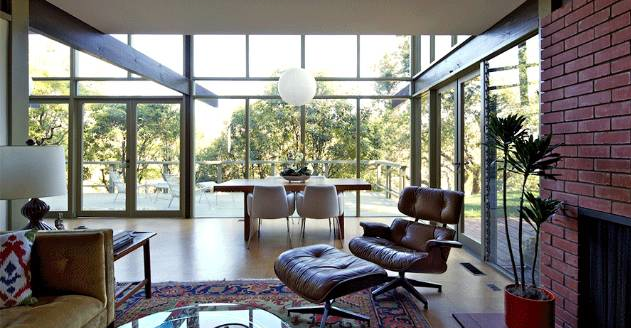 Requisite Eames Lounge Chair & Ottoman.