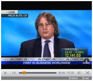 Elevation Partners co-founder Roger McNamee talks tech investing on  CNBC .