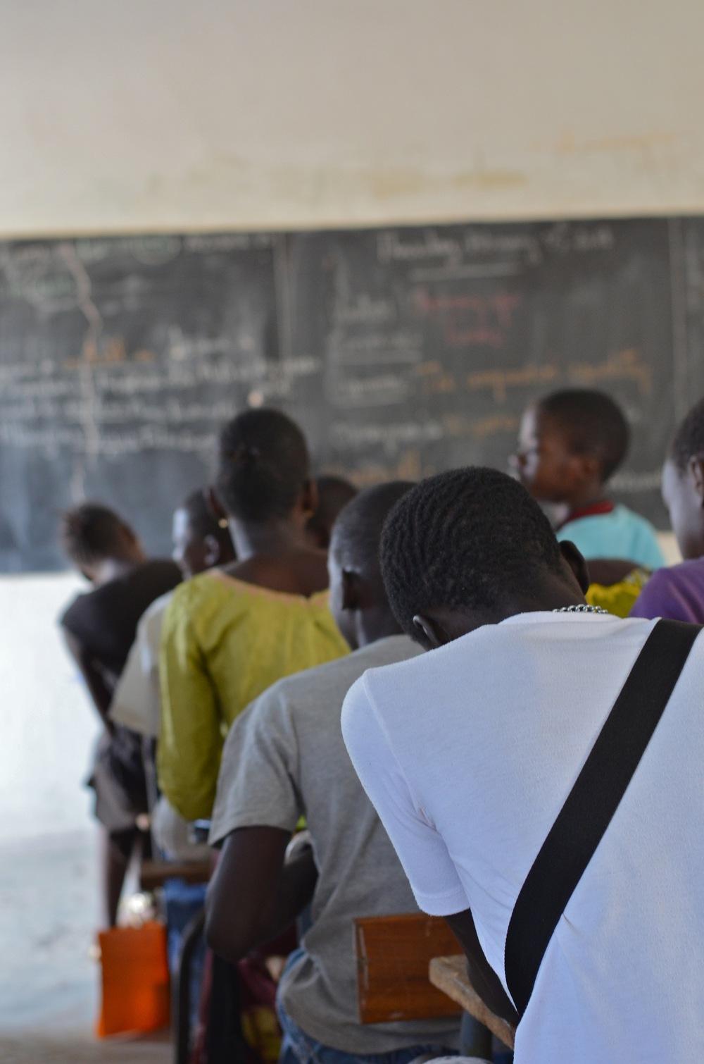 Senegal, 2013