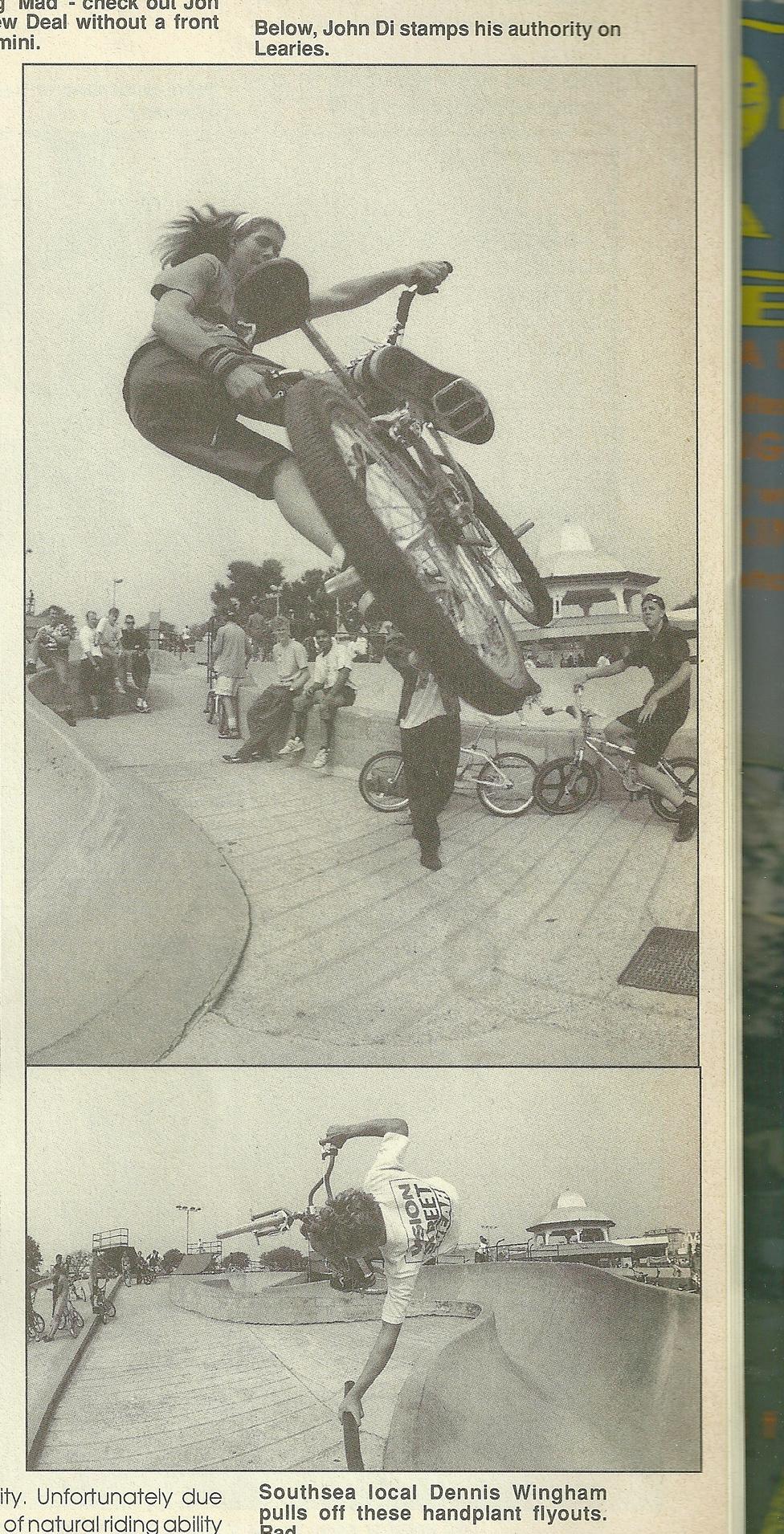 Dye Invert magazine 1990