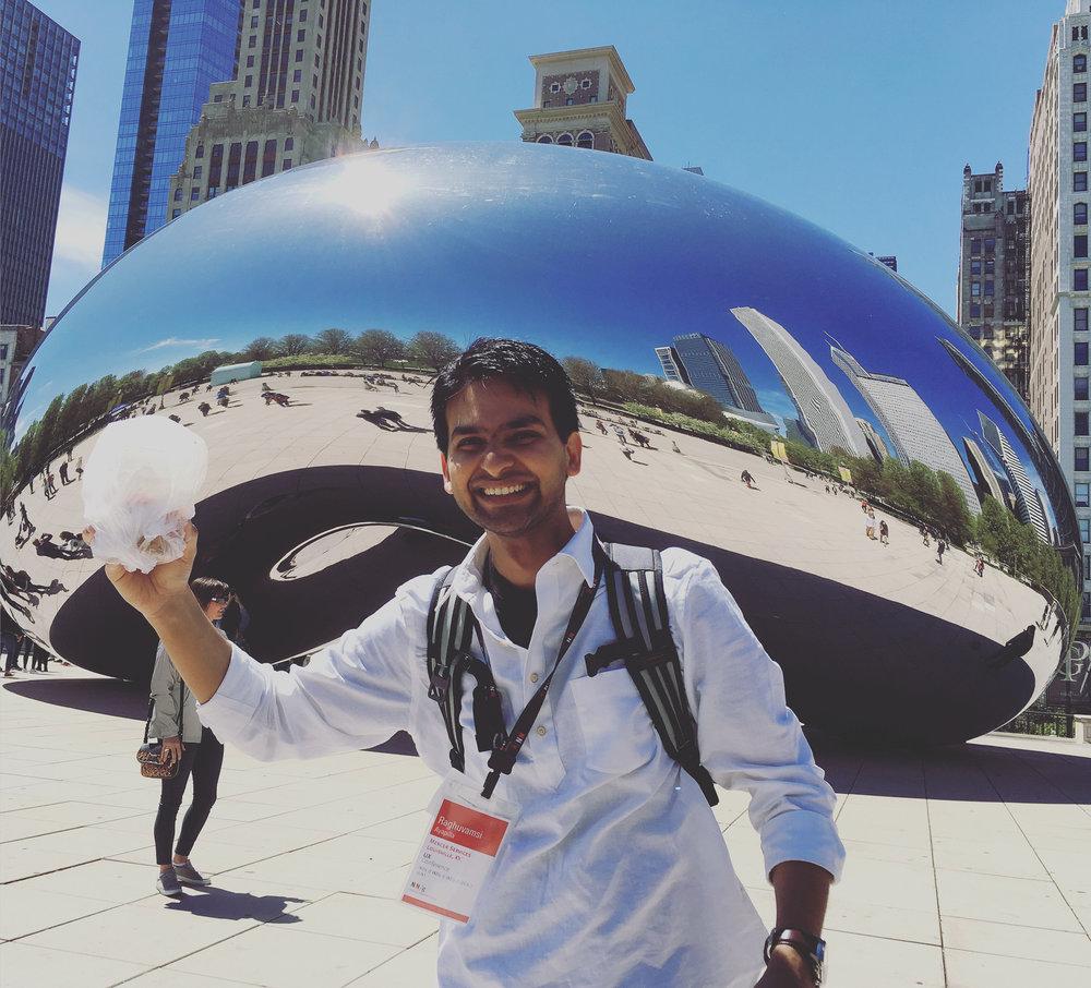 At Chicago Bean
