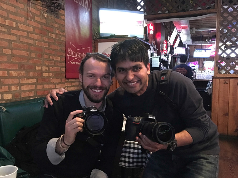Photogs for the fun evening