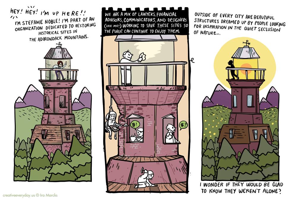 Stefanie / Architectural Heritage PR