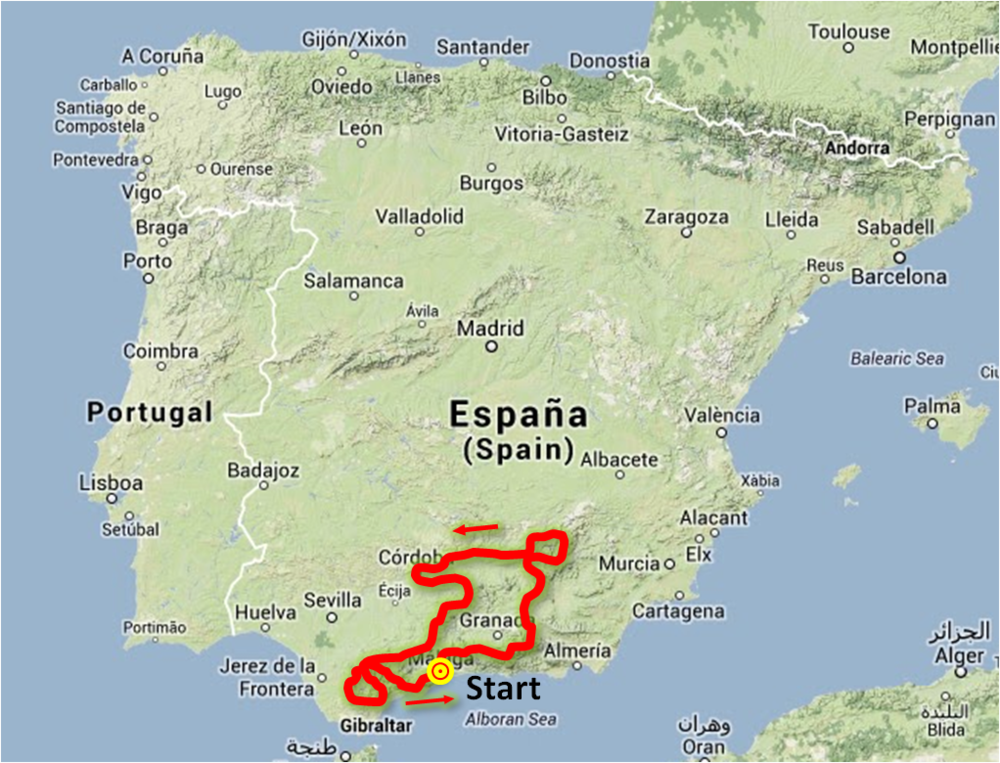 20131027 Andalusia Route All Spain.png