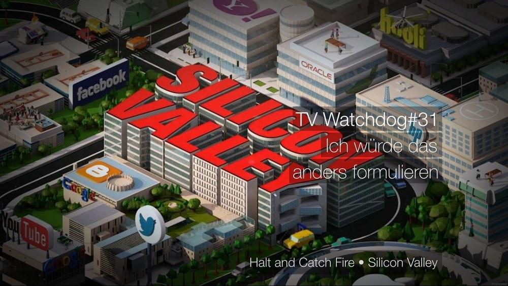 TV Watchdog#31 - Ich würde das anders formulieren - Mit Benjamin Hahn, Felix Raczkowski und Christian Heinke