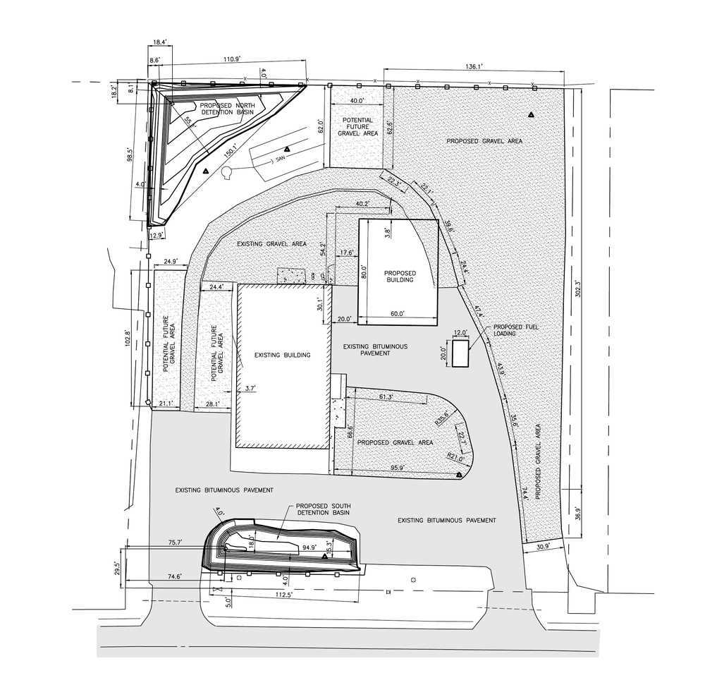 Parking lot design illinois