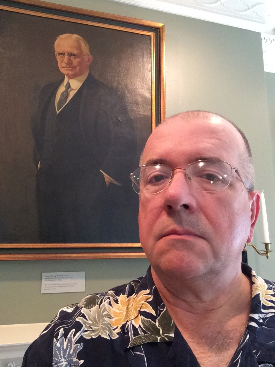 George Eastman and me...