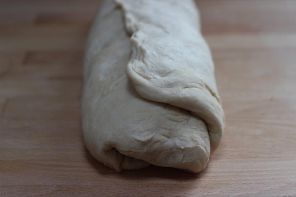 Swirl Bread Rolled