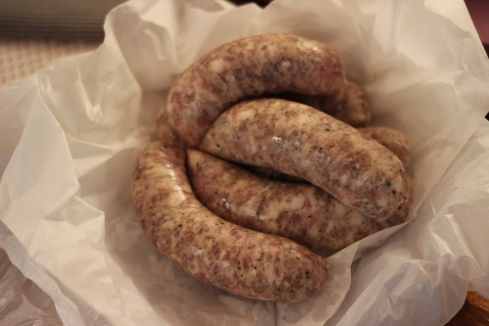 Fresh Toulouse Sausages