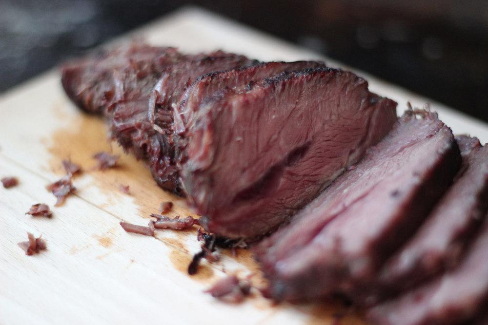 Sliced Beef Cheek