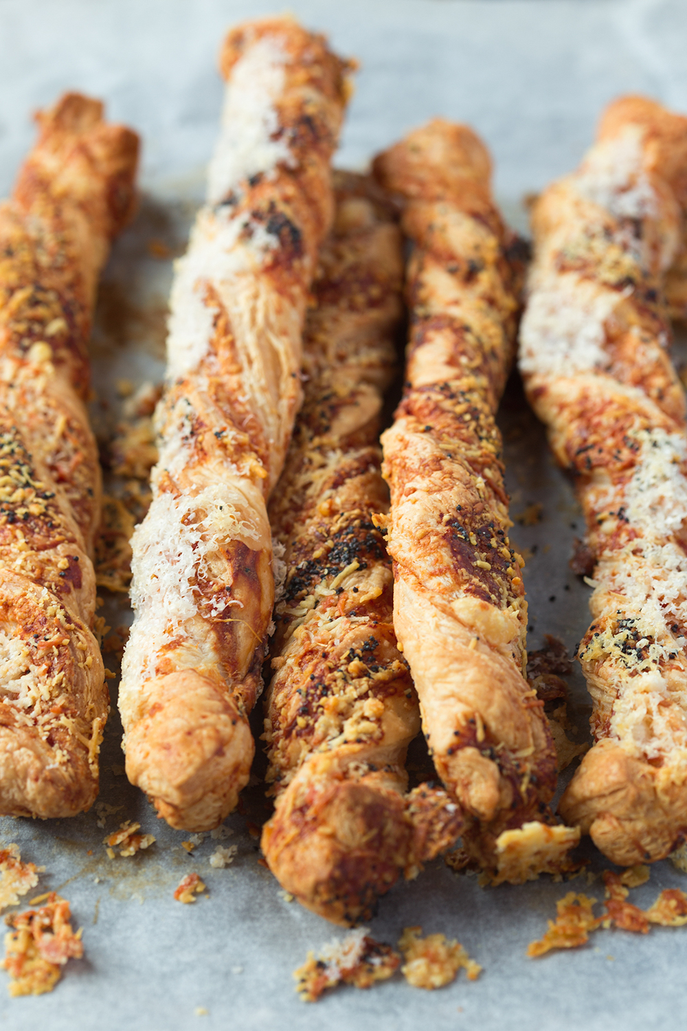 Super cheesy cheese straws 31 May 2015