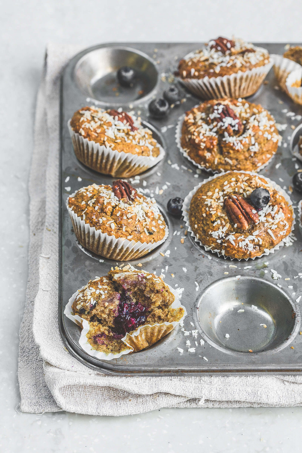 Berry Burst Muffins