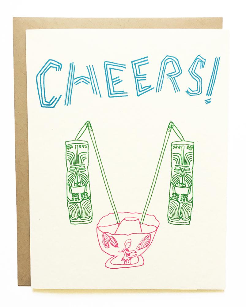 Tiki Cheers