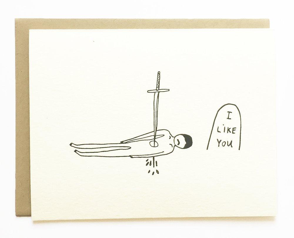 I like You - RIP